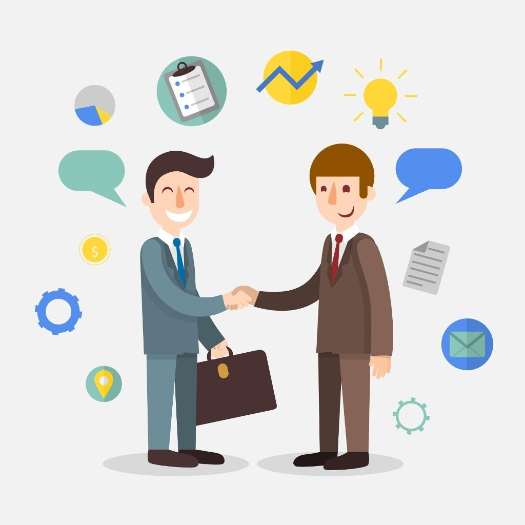 Relación clientes- proveedores